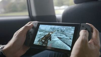 Review: Skyrim for Nintendo Switch is an impressive feat
