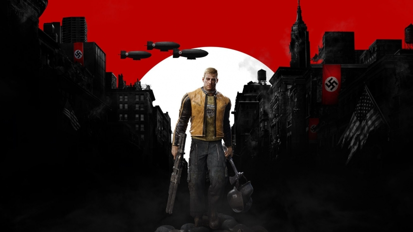 Interview: How Wolfenstein II's story and gameplay mechanics came to be