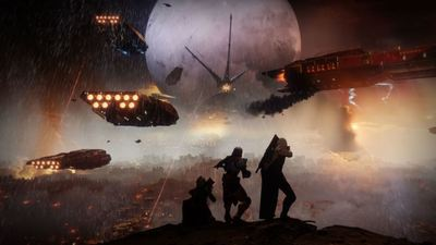 Destiny 2 Maintenance Brings New Hotfix; Patch Details