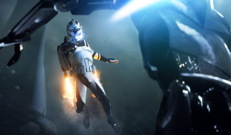 Star Wars Battlefront 2 in-game purchases temporarily removed