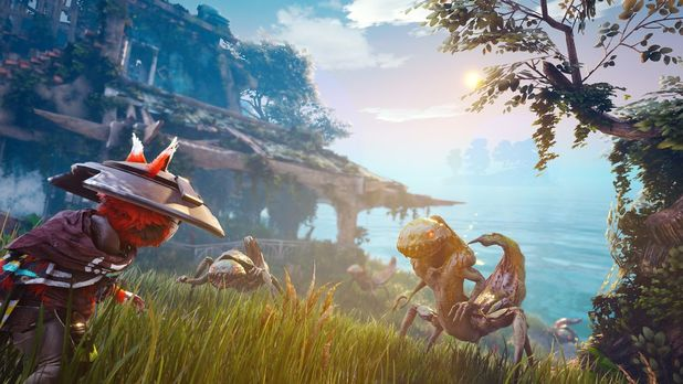 THQ Nordic acquires Biomutant developer Experiment 101