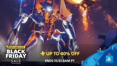 Here's what PS4 games are on sale in the pre-Black Friday PS Plus sale