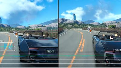 [Watch] Final Fantasy XV PS4 Pro vs Xbox One X graphics comparison