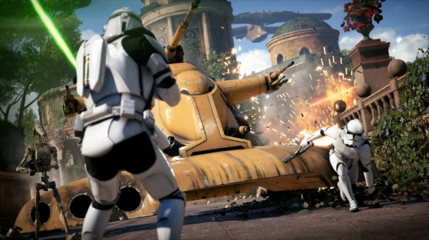 EA Temporarily Halting Battlefront II Microtransactions in Wake of Backlash