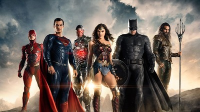 Justice League gears up for disappointing opening weekend below $100 million