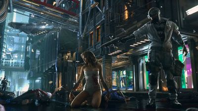 "CD Projekt Red says there's ""no bulls**t"" with Cyberpunk 2077, referring to microtransactions"