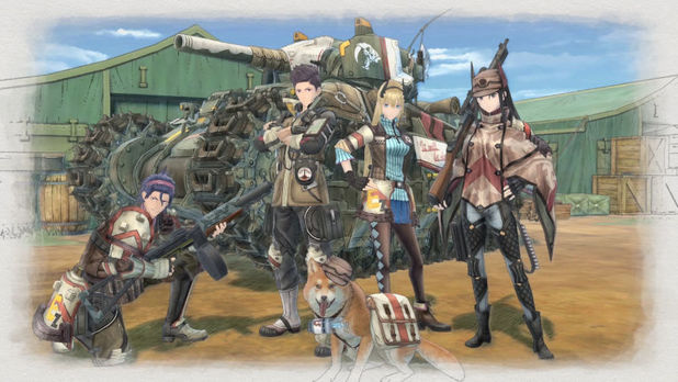 Valkyria Chronicles 4 Coming to the Nintendo Switch in 2018