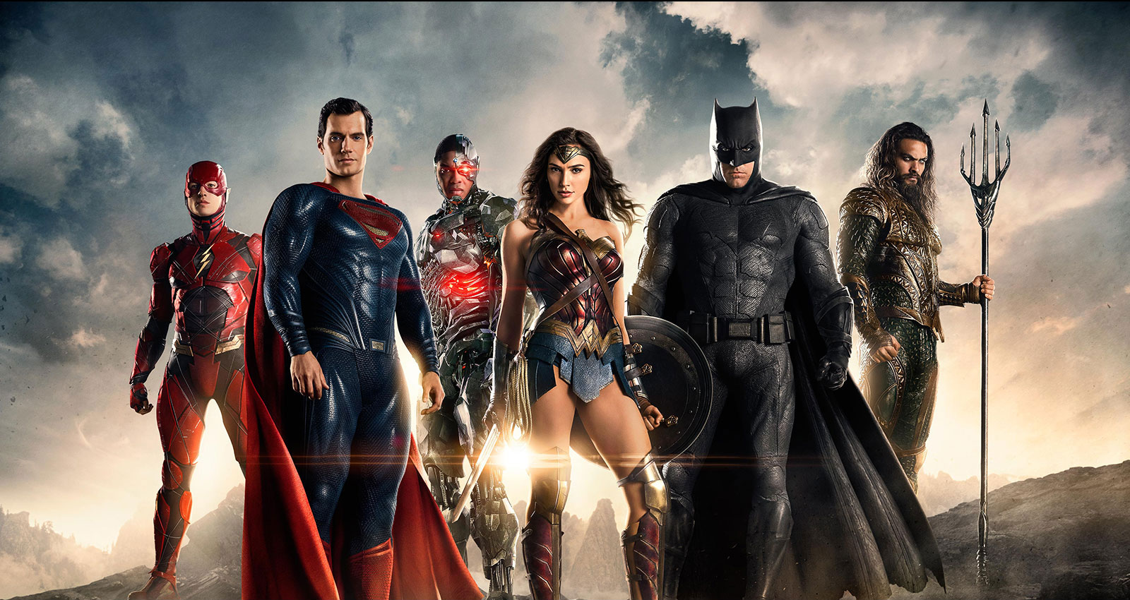 Review: Despite its issues, 'Justice League' is worth celebrating as a step in the right direction