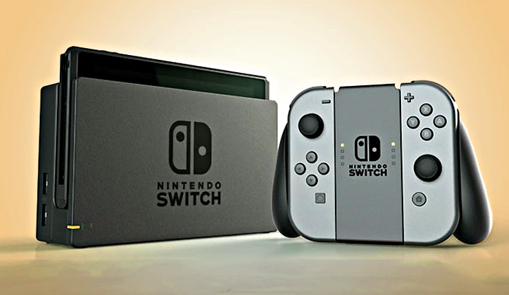 Nintendo Says They're Not Discounting the Switch for the Holiday Season