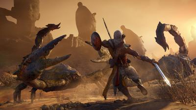 Assassin's Creed Origins Patch 1.05 Goes Live for Xbox One, Here's What it Adds