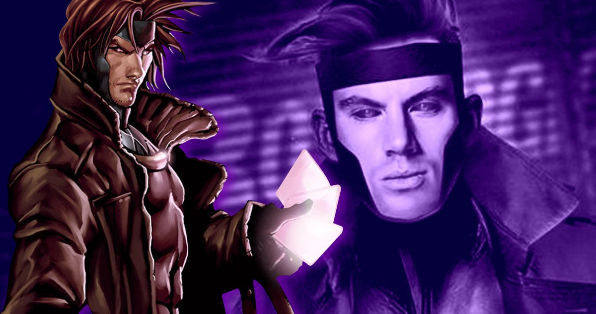 The Gambit Movie is Getting A New Working Title; Is Still in Production