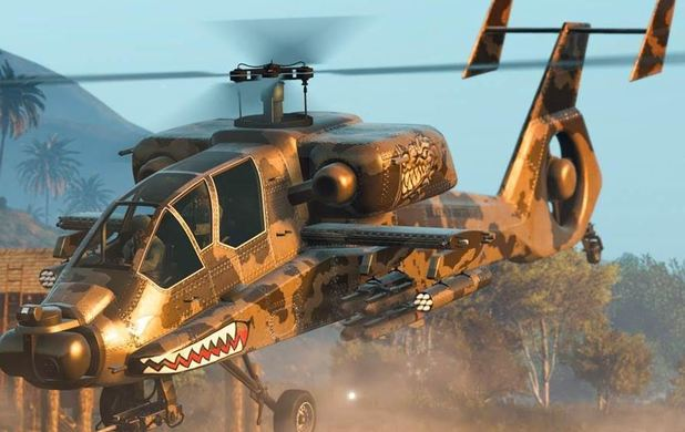 GTA Online gets Hunter Attack Chopper, 16 New Transform Races, new discounts and more