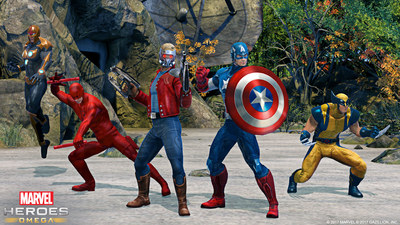 Marvel Heroes developers fired day before Thanksgiving; Servers shutting down Friday