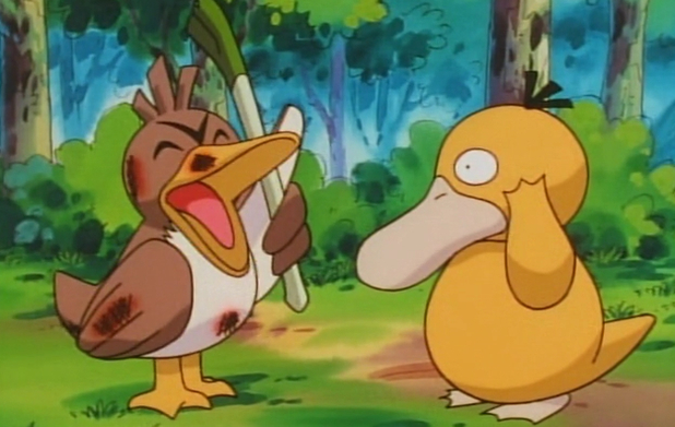 Pokémon Go's players unlock Farfetch'd by catching 3 billion Pokémon
