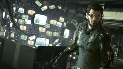 "Square Enix says Deus Ex isn't dead, has to ""wait its turn"""