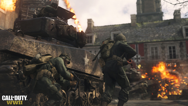 Call Of Duty: WW2 Leak Reveals New Guns And Modes, Including Infected