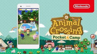 Animal Crossing: Pocket Camp Becomes Second largest Nintendo Mobile Launch