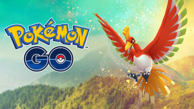 Pokemon Go Players Get A Chance to Catch Ho-Oh Worldwide