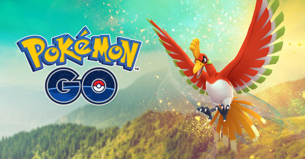 Pokemon GO Celebrates 3 Billion Catches with Ho-Oh Raid
