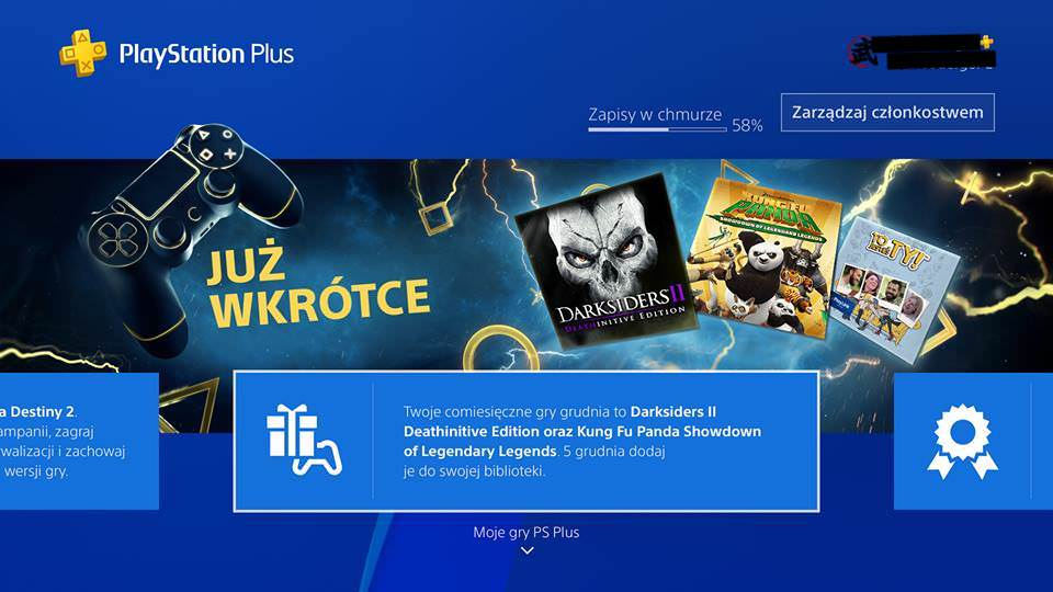 PlayStation Plus games for December have something for everyone