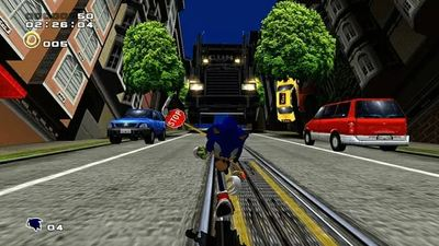Sonic Adventure 2 heading to Xbox One via backward compatibility with one other game today