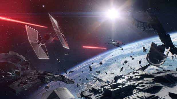 Star Wars Battlefront II May Have Star Card Booster Crates Despite Loot Box Controversy