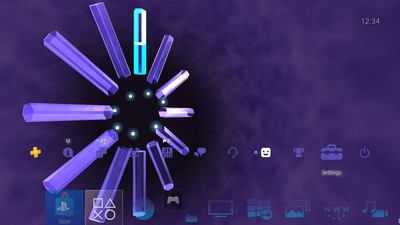 PlayStation 2 bootup gets faithful recreation in form of PlayStation 4 theme