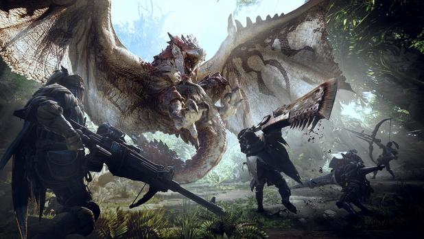 Monster Hunter World Beta Happening This Weekend Here's What We'll Get