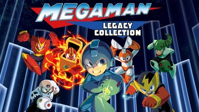 Mega Man 1 - 10, All 8 Mega Man X games coming to Nintendo Switch