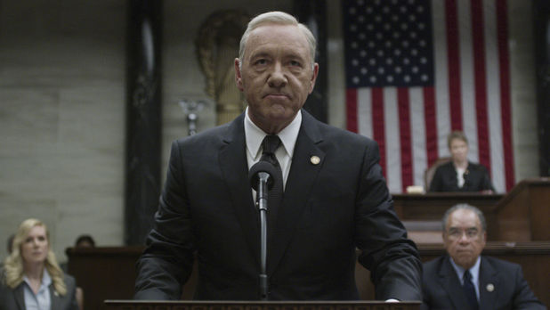 House of Cards resumes production in 2018 Final season will be shorter