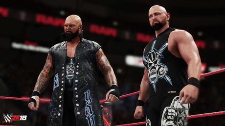 WWE 2K18 Release Date & Preorder Details Confirmed For Nintendo Switch