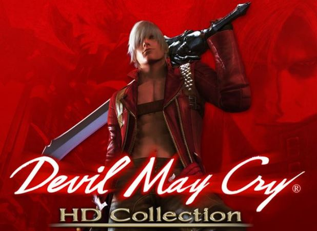 Devil May Cry Collection Heading Your Way in 2018