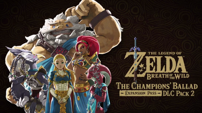 [Watch] Breath of the Wild's Champions' Ballad DLC is out tonight