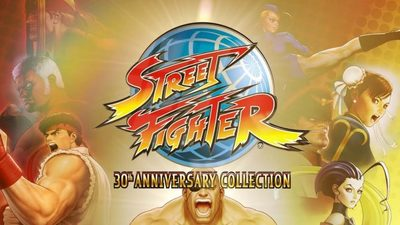 Capcom announces Street Fighter 30th Anniversary Collection for Switch, PS4, and Xbox