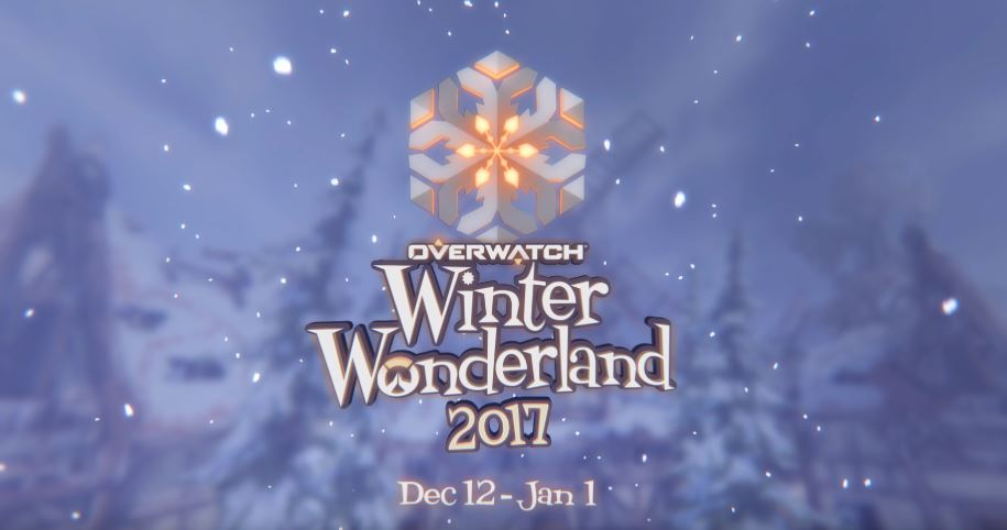 [Watch] Overwatch's Winter Wonderland 2017 rolling out now on Xbox One, PS4, and PC; Check out the new skins