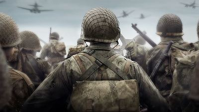 Call of Duty: WW2 tops sales charts for 2017; Top selling games listed (according to NPD)