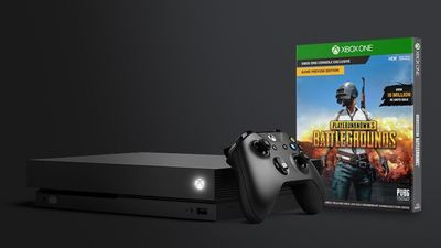 Xbox One X to be bundled with free copy of PUBG for limited time