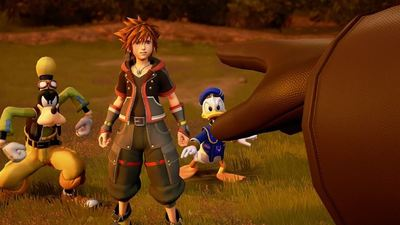 Rumor: Leaked Kingdom Hearts 3 screenshots surface