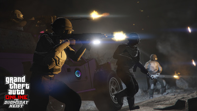 Report: GTA Online's Doomsday Heist may have originally been a single player DLC