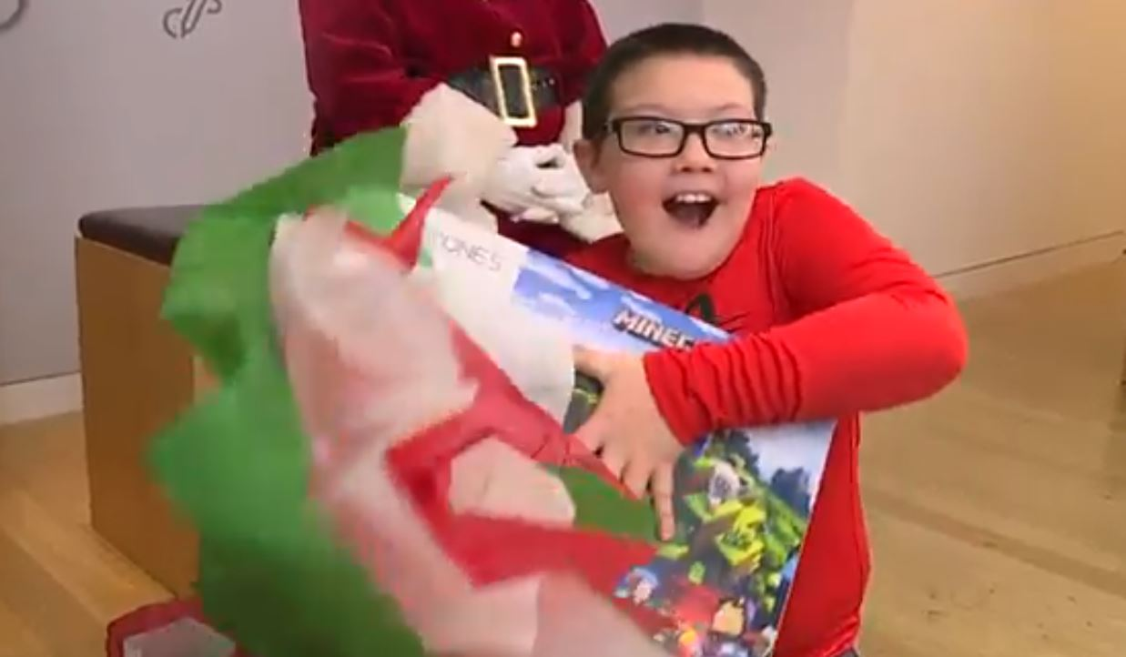 9-year-old boy who gave up Xbox Christmas gift to donate blankets ...