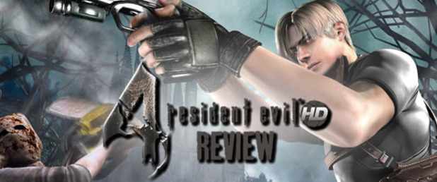 Resident Evil 4 HD - Feature