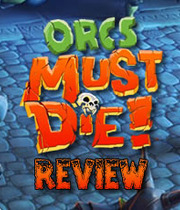 Orcs Must Die! Boxart