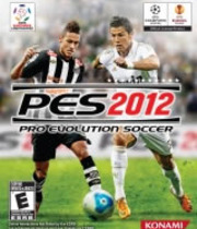Pro-Evolution Soccer 2012 Boxart
