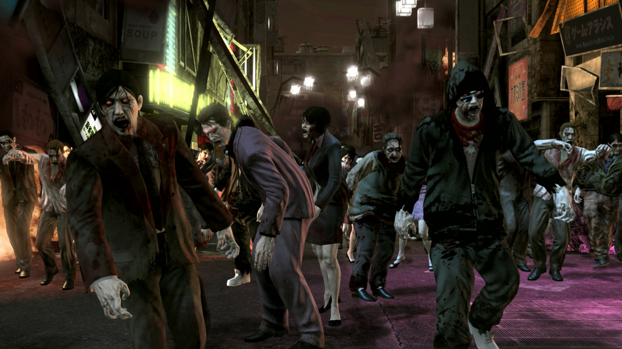 Yakuza Dead Souls screenshot