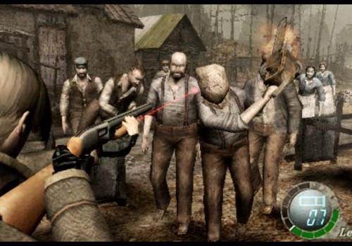 Capcom Resident Evil 4 RE4 reboot screenshot