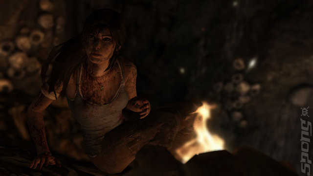 new Tomb Raider reboot screenshot, Lara Croft, Square Enix