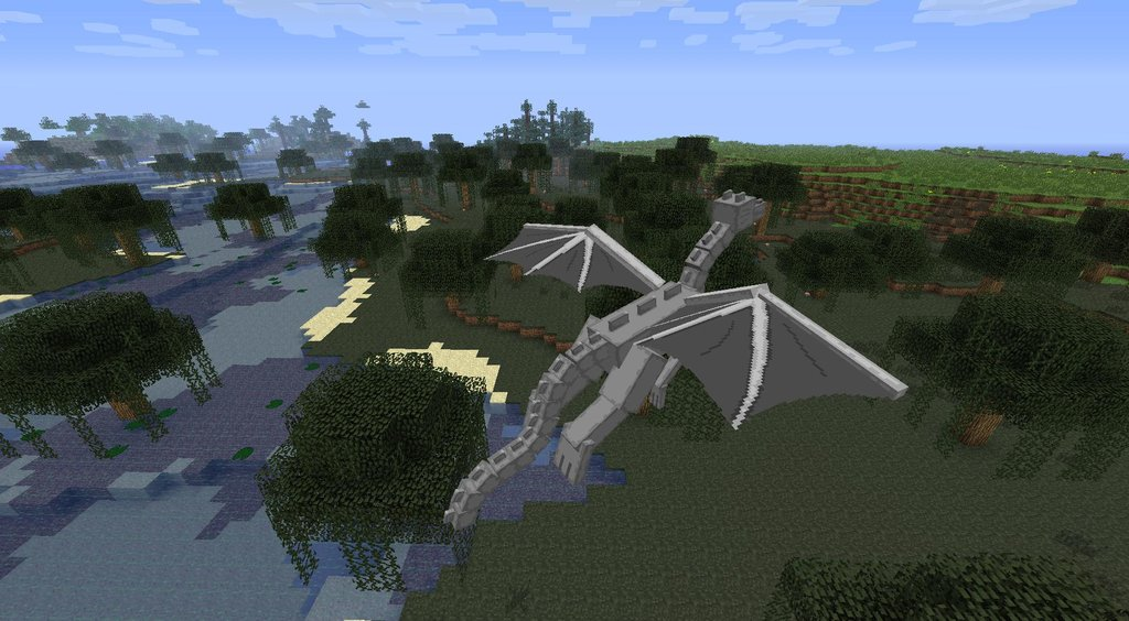 Minecraft Dragon