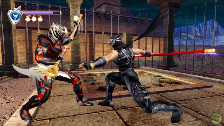 Ninja Gaiden Black Xbox Gameplay