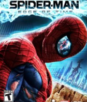 Spider-Man: The Edge of Time Boxart