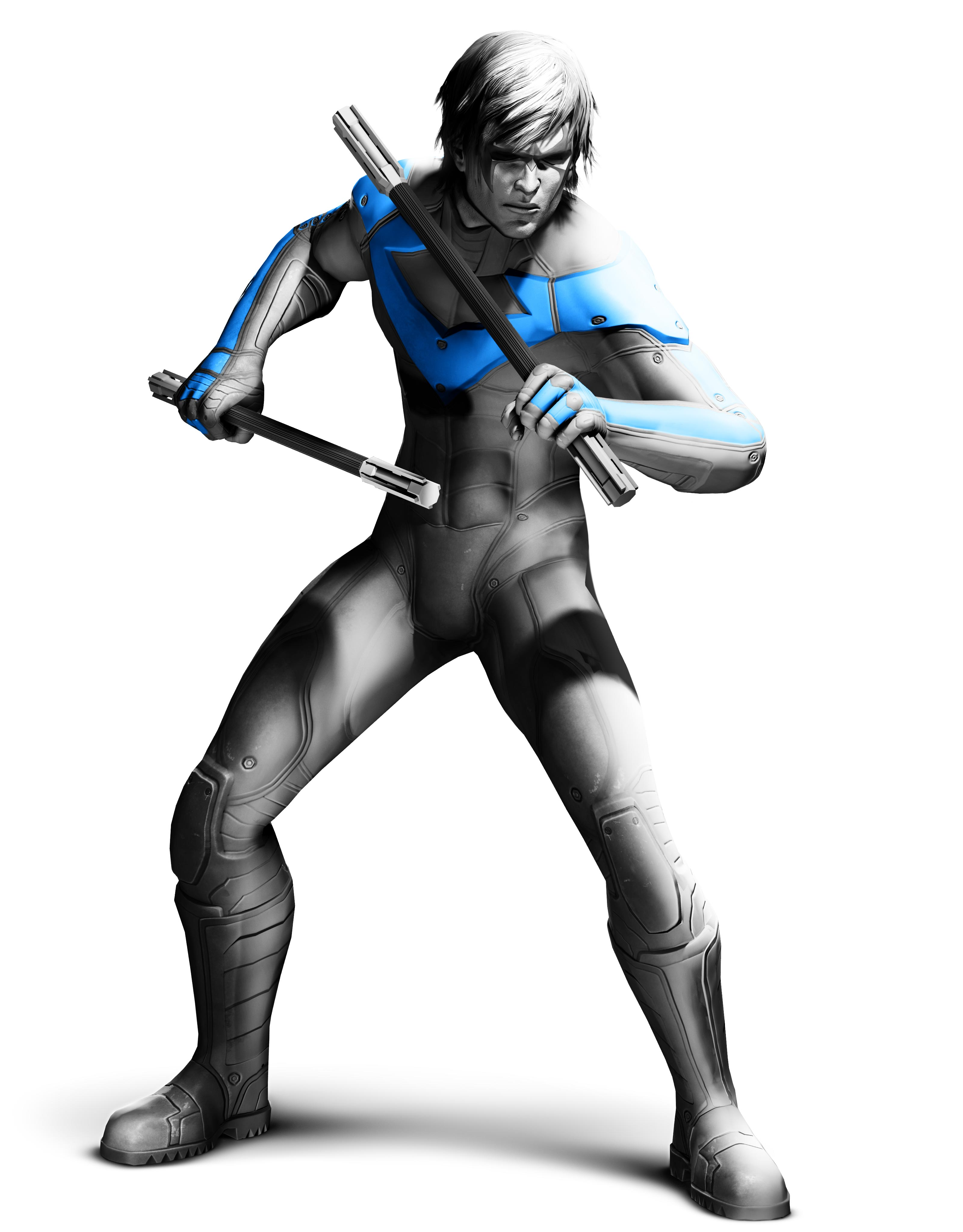 Batman: Arkham City 'Nightwing'
